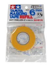 Tamiya 87033 Nastro per Mascherature Masking Tape 6 mm Refill