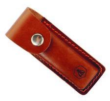 LAGUIOLE Gürtel-Holster Leder-Pouch für Taschenmesser NEU+OVP