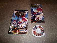 JEU PSP JAP: DISGAEA HOUR OF DARKNESS PORTABLE - Complet TBE