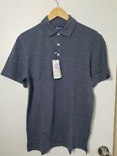 1 Nwt Oxford Men'S Shirt, Size: Medium, Color: Blue (J25)