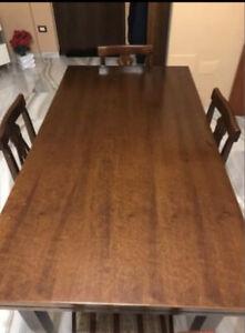 Tavoli In Legno Massello Di Allungabile Per La Casa Acquisti Online Su Ebay