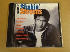 CD / SHAKIN' STEVENS - THE HITS OF SHAKIN' STEVENS