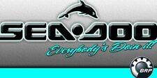 Sea-Doo Personal Watercraft Jet Ski Boat Garage Trailer Vinyl Banner Sign
