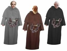 Adults Unisex Grand Maester Citadel Fancy Dress GoT Cosplay Halloween Costume