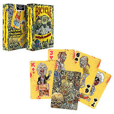 Bicycle Everyday Zombies Deck - Playing Cards - Magic Tricks - New