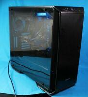 BeQuiet! Gaming Desktop PC Intel i5-8400 2.8Ghz 16GB DDR4 250GB SSD GTX 1060 6GB
