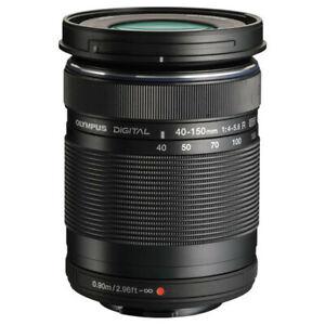 New Olympus OMD 40-150mm f4-5.6 - Black