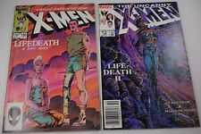 X-MEN #186,198 BARRY SMITH CLASSIC DOUSBLE SIZE NM 9.2/9.4