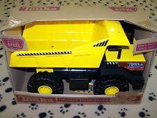 Tonka Trucks, Dump Truck.  Metal Construction, New in Box!