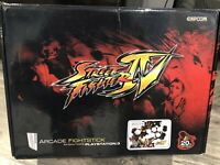 Capcom Street Fighter IV Arcade Fightstick 20th Anniversary Limited Edition