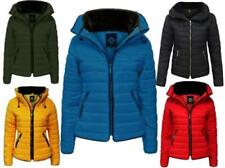 Waist Length Coats & Jackets Winter Puffer for Women