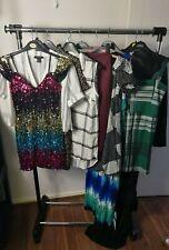 Womens Ladies Clothes Bundle Size 8 Maxi Midi Dress Blouse Skirt Top Tshirt  T2