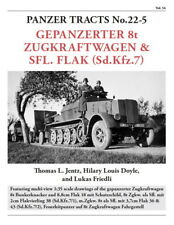 Panzer Tracts No.22-5 - Armoured and Flak Sd.Kfz.7
