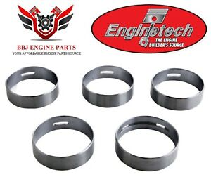 Ford 351c 351m 400 Cleveland Modified Enginetech Cam Bearings 1970 - 1982