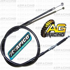 Apico Black Clutch Cable For Yamaha YZ 125 1989-1993 89-93 Motocross MX Enduro