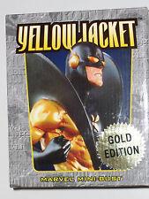 BOWEN YELLOWJACKET GOLD CLASSIC VARIANT MARVEL BUST(AVENGERS ANT-MAN MOVIE ALL12