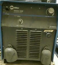 Miller Invision 456P 903505 Dc Inverter Arc Welder