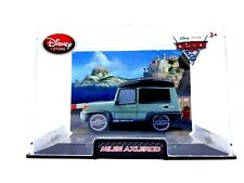 Disney Store Pixar Cars 2 Miles Axlerod