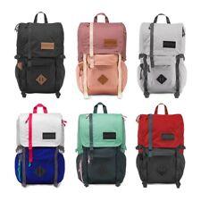 New Authentic Jansport Hatchet Backpack Student School Book Bag Laptop sleeve