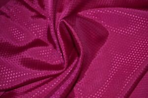 "Apparel fabric, silk-like lightweight synthetic, 47"" x 4 yards, purple diamonds"