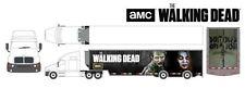 Greenlight 29849 - 1/64 The Walking Dead Kenworth T2000 Hauler Truck