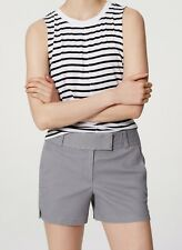 """Ann Taylor LOFT Riviera Shorts with 4"""" Inseam Various Colors and Sizes NWT"""
