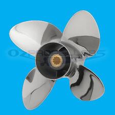 PROP PROPELLER POWER TECH STAINLESS STEEL  25-30HP MERCURY (Size- 10 x 9)