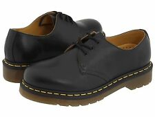 Men's Shoes Dr. Martens 1461 3 Eye Leather Oxfords 11838002 Black Smooth *New*