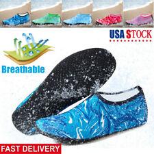Adult Kid Water Shoes Barefoot Beach Skin Socks Quick-Dry Aqua Swim Water Sports