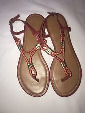 Montego Bay Club Women Sandals Size 6.5