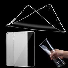 Schutzhülle Silikon Glossy Transparent Hülle für NEW Apple iPad 9.7 2017 Tasche