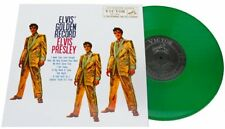 "ELVIS - GOLDEN RECORDS - GREEN VINYL 10"" - LTD ED. JAPANESE RE-ISSUE"