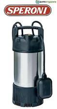 Elettropompa pompa sommersa Speroni SMC 1103 HL HP 1,5 1100W pozzi e autoclave