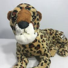 Disney Leopard Cheetah Large Plush Animal Kingdom Stuffed Animal Super Soft