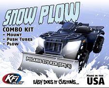 "Polaris 570 RZR (EPS/S) - 2012-2018  KFI ATV 54"" Snow Plow Combo Kit"