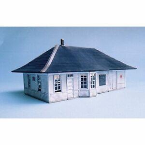 Blair Line 195 - Gerald Depot   - HO Scale Kit