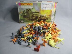 AO929 AIRFIX Ho FIGURINES MILITAIRES A PEINDRE PRUSSE ANGLAIS WATERLOO