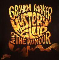 Graham Parker E Il Rumour Mystery Glue 2015 180g Vinile LP + MP3 Nuovo/Sigillato