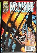 WOLVERINE 145 SILVER FOIL VARIANT 1988 SERIES RARE X-MEN