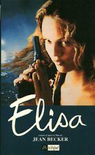 Livre Elisa Jean Becker roman le livre du film éditions l'Archipel 1995 book