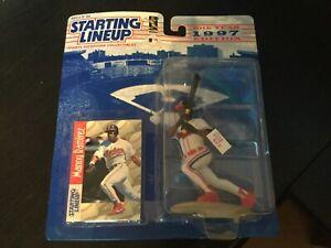 Manny Ramirez Starting Lineup MLB SLU 1997 Action Figure CLEVELAND INDIANS