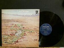 LE ORME  Smogmagica    LP   Italian  Prog.   RARE !!