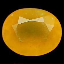 TOP OPAL : 10,54 Ct Natürlicher Orange Gelb Feuer Opal aus Mexiko