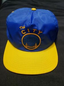 Golden State Warriors - Mitchell and Ness Zipback Hat