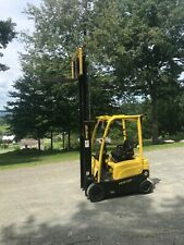 Hyster 3000lb Forklift J30xn Only 468 Hours