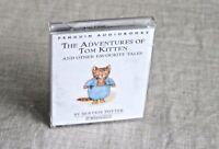 Beatrix Potter Audio Book  Two Cassette The Adventure Of Tom Kitten Cassette