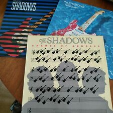 The Shadows - 3 X Lps - Reflection / simply / change of address