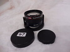 Optex OVL225 Gyro Video Lens For Micro Camcorder Telephoto / Wide Angle japan