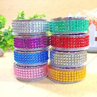 Self-Adhesive Rhinestones Crystal Tape Scrapbooking Paper Crafts Glitter Sticker