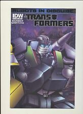 TRANSFORMERS ROBOTS IN DISGUISE #1 D Variant! ULTRA RARE SEE SCANS AND PICS! WOW
